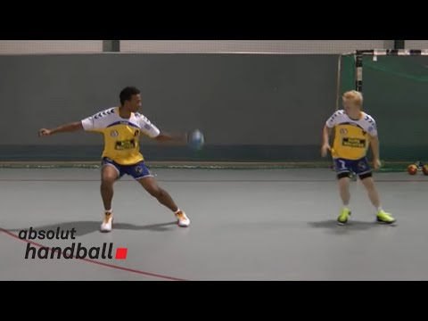Footwork with 2 players