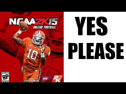 2k to make college sports games again?