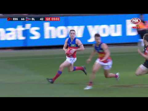Witherden's handball opens it up - afl