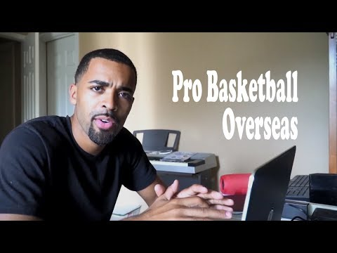 The reality of life as a pro (overseas) basketball player - greg brown