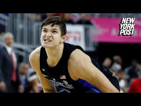 Grayson allen's history of dirty plays at duke | ny post sports