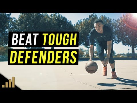 How to: drive to the basket against tough defenders!!! (best basketball moves to get past defenders)