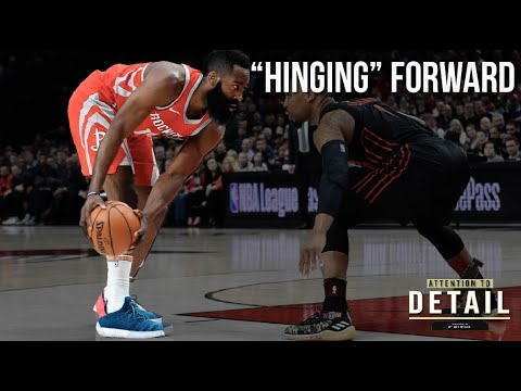Why some of the shiftiest players lean forward while dribbling 🔬