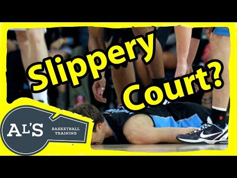 Top 5 ways to fix slippery basketball shoes