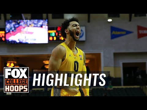 Markus howard puts up 40 as marquette takes down davidson, 73-63 | fox college hoops highlights