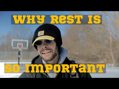 Why winter rest is so important to your game | how rest isn't only about recovery