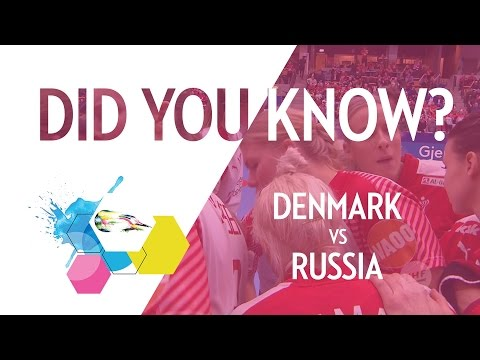 Did you know?   denmark vs russia   ehf euro 2016