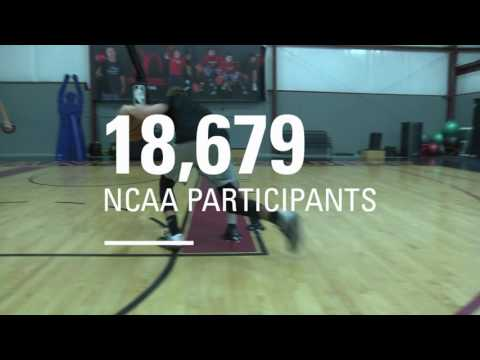 I'm possible math - why you have a 85% chance of playing college basketball!!!