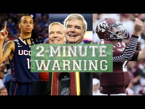 Should student-athletes get paid? | the 2-minute warning
