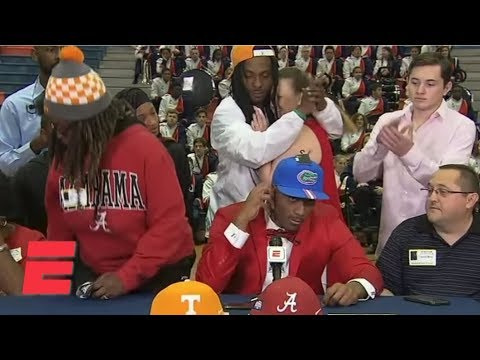 National signing day 2018: where top college football recruits landed | espn