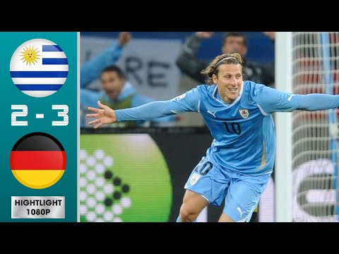 Uruguay vs germany 2-3 highlights & goals - 3th place final   world cup 2010