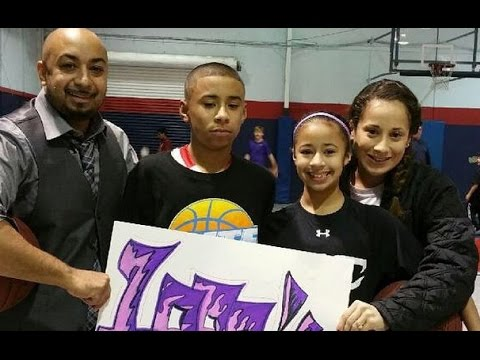 Julian newman: youngest player to score 1000 points in hs