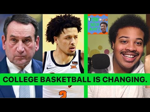 How & why college basketball is changing before our eyes   the juice alert !   march madness