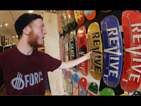 How to pick your first skateboard