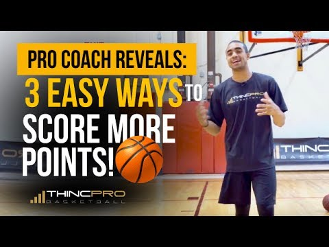 3 easy ways to score more points in basketball games! - top basketball tips for young players