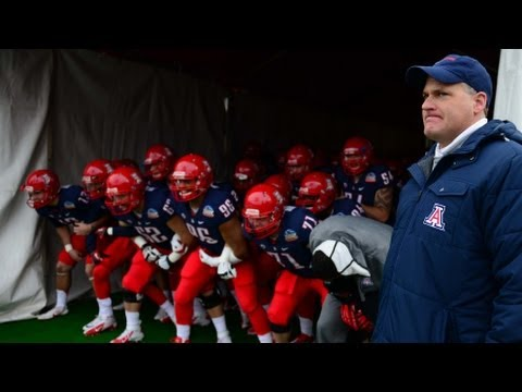 The seth davis show | rich rodriguez turning wildcats to winners (pt 1) | campusinsiders
