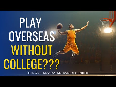 """""""i want to play pro/overseas basketball without going to school!"""" 