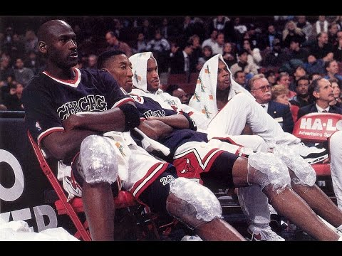 Icing your knees for basketball players updated   dre baldwin
