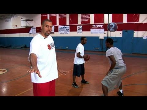 How to perform defense in basketball