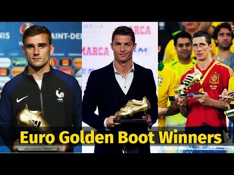 All the golden boot winners of uefa euros since 1980   5 unlikely winners who shocked the continent