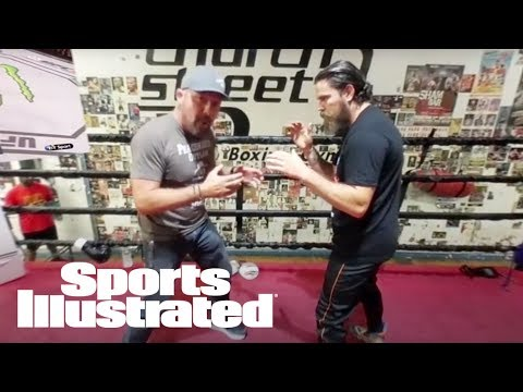 Ufc fighters vs. boxers: breaking down their differences in vr | 360 video | sports illustrated