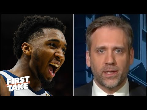 Max explains why donovan mitchell and the jazz are the best team in the nba right now | first take