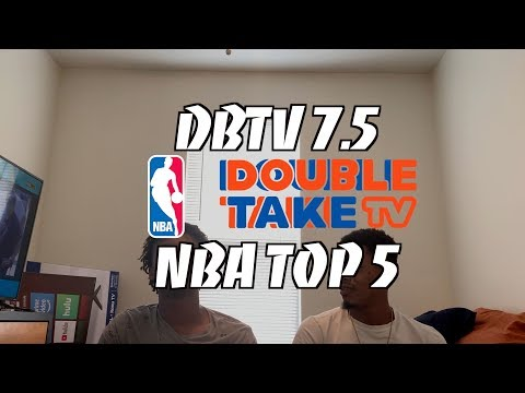 Whos the best player in the league? our top 5 players in the nba pt. 2 - dbtv ep. 7.5