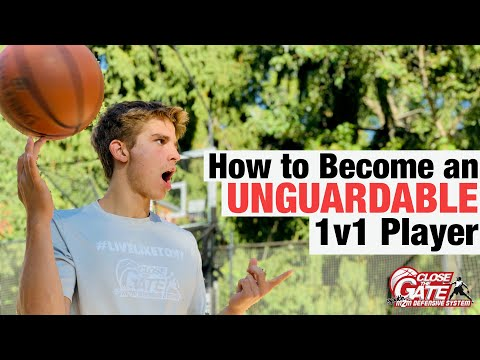 The best basketball one on one tips to become an unstoppable player | learn all basketball moves