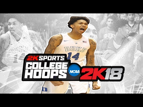 What if 2k made a college hoops 2k18?!