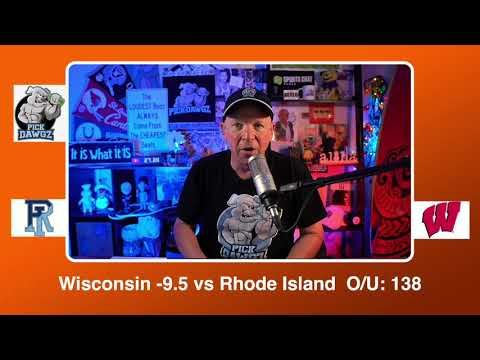 Wisconsin vs rhode island 12/9/20 free college basketball pick and prediction cbb betting tips