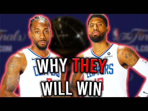 Why the la clippers will win the 2020 nba championship