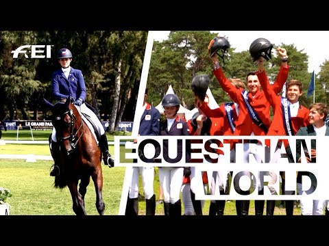 These young riders are the future stars in jumping, dressage, and eventing   equestrian world