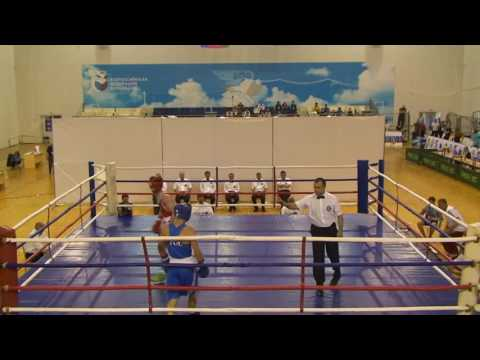European youth boxing championships 2016 russia anapa ring a session 3