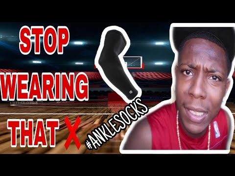 5 things basketball players should not wear on a basketball court !!