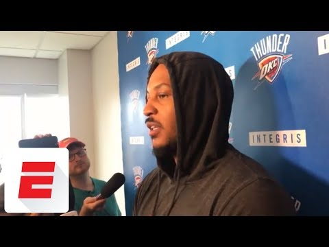 Carmelo anthony: if ncaa players don't get paid, eventually they'll start skipping college | espn