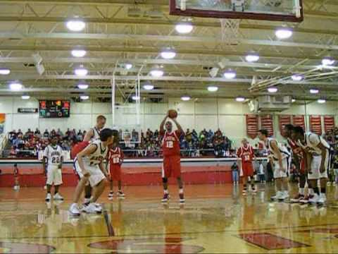 Indiana high school basketball princeton tigers vs evansville harrison (complete game part 3 of 6)