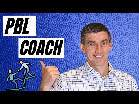 How do i build a network of pbl coaches?   pbl simplified