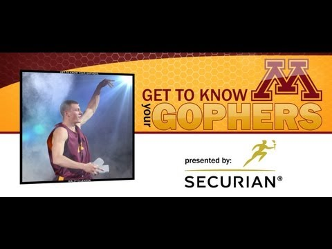 Wally ellenson: get to know your gophers (men's basketball)