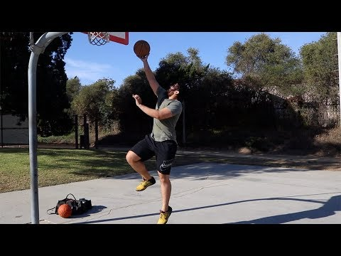 Basketball training   how to have fun losing weight