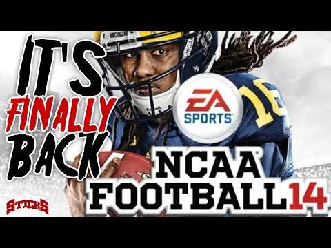 Will there ever be another ncaa video game? #sticktalk