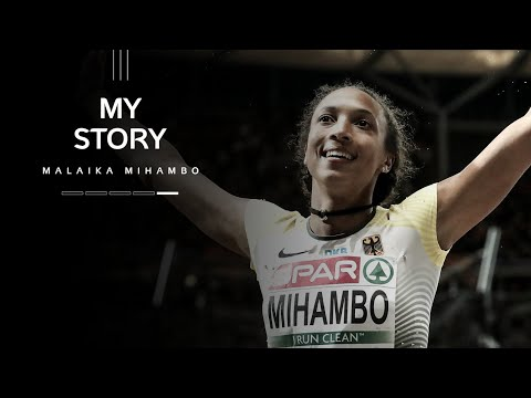 """""""when i was 12, i dreamt of being number one""""   my story: malaika mihambo"""