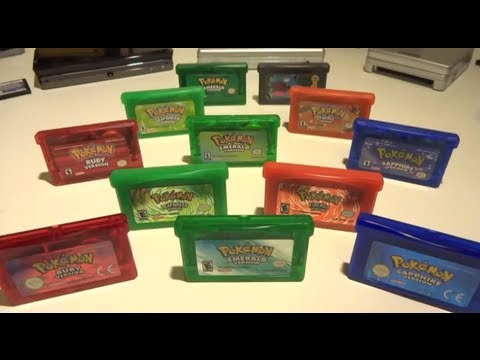 Pokemon gba legit or fake? tell the difference!