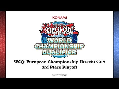 2019 wcq: european championship – live from utrecht – world qualifying 3rd place play-off!