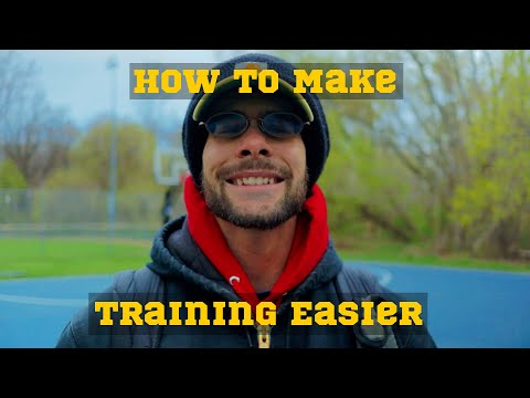 Enhance your basketball training | how to lose weight, get in shape, build muscle, etc. easier