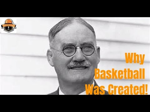 Why basketball was created! | cager scoops