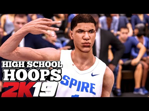 Lamelo ball is in a basketball video game! first ever high school basketball video game! | dominusiv