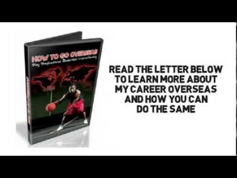 Play professional basketball overseas - how to play pro basketball overseas