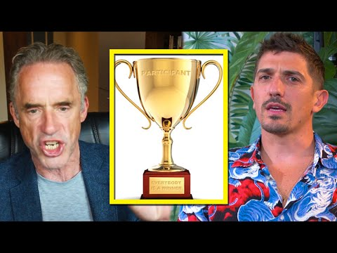 Jordan peterson & participation trophies, why are they a problem? | andrew schulz & akaash singh