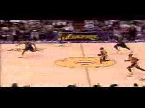 The nba's 100 greatest plays - alley oops