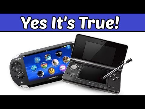 Ps vita almost outlived the 3ds!